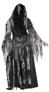 Costume de Mariée du Cimetière Grande Taille back