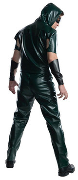Costume de Green Arrow série TV de luxe pour Hommes back