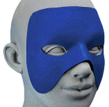 Masque de Héros Vert Customisable - image arriere