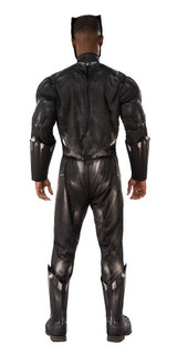 Costume Black Panther Deluxe pour Adulte back