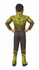 Costume d'Hulk Infinity War Deluxe pour Enfant back
