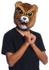 Masque Animé Feisty Pets de Sire Grognement back