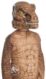 Masque de T-Rex pour enfant avec mâchoire mobile back