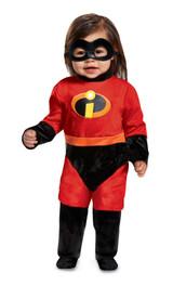 Costume des Indestructibles pour Bébé - image arriere