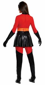 Costume de Mme. Incroyable avec Jupe Back