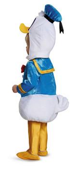 Costume de Donald Duck pour Bébé back