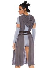 Costume de Rey  Rebelle de la Galaxie back