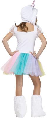 Costume de Licorne pour Enfant back