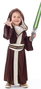 Costume Jedi Capuche Enfant