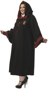 Costume Élève de Gryffondor pour Femme Plus back