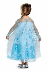Costume d'Elsa Reine des Neiges Bambin back