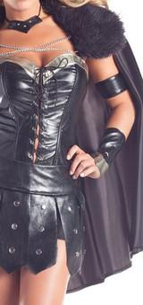 Warrior Princess Costume médiéval