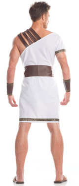 Gladiator Mens Costume back