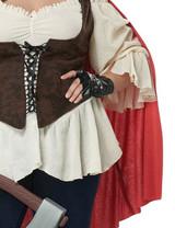 Costume de Chaperon Rouge pour Femme Taille Plus