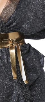 Costume Disco Époustouflant Pour Femme Taille Plus