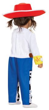Costume de Jessie Deluxe pour Bébé back