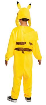 Costume de Pikachu Deluxe pour Enfant back