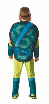 Costume Deluxe de Leonardo TMNT pour Enfants - image arriere