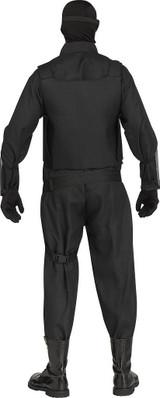 Costume de Guerrier inspire par Jeu Fortnite pour Homme back