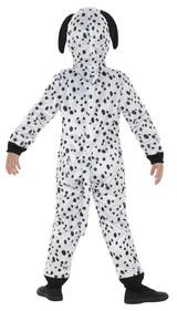 Costume Combinaison de Dalmatien pour Fille back