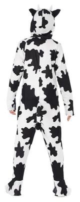 Costume de Vache à Capuche pour Fille back