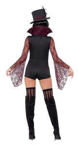Costume de Vampire pour Femme back