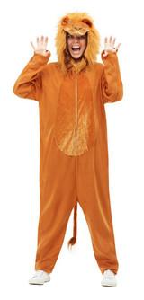 Costume de Lion à Capuche