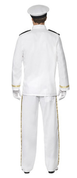 Costume de Luxe de Capitaine back