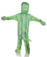 Costume de T-Rex Vert pour Bambin back