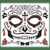 Maquillage de Costume Jour des Morts