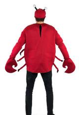Costume de Crabe en Mousse pour Adulte back