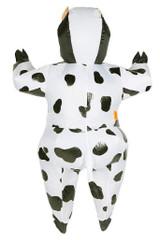 Costume de Vache Gonflable pour Adulte back