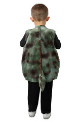 Costume de Dinosaure Nourris-Moi Garçon back