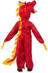 Costume de Dragon Chinois Garçon back