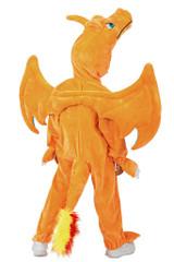 Costume de Dracofeu Pokémon pour Garçon back