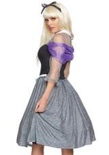 Costume de Princesse Paysanne Endormie Aurore back