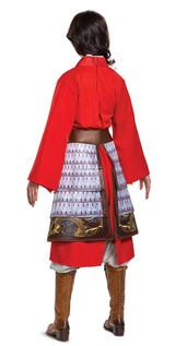 Costume de Femme Mulan Hero Deluxe - deuxieme image