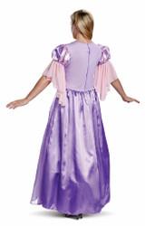 Costume de Raiponce De Luxe pour femme