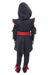 Costume de Petit Ninja pour Enfants - deuxieme image