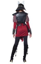 Costume Guerrière Samouraï pour Femmes - deuxieme image