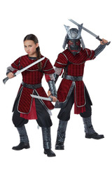Costume de Samouraï Deluxe pour Garçons - deuxieme image