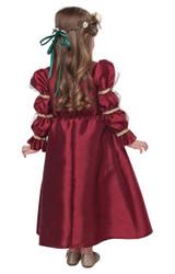 Costume de Princesse de la Renaissance pour Filles - deuxieme image