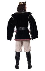 Costume du roi élisabéthain pour homme