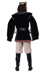 Costume du Roi Elisabéthain pour Hommes - deuxieme image