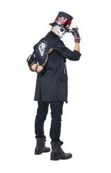 Costume Vaudou Dude pour Hommes - deuxieme image