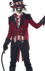 Costume de Méchant Ringmaster pour Enfants - deuxieme image