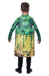 Costume de Monstre de Déchets Dangereux pour Enfants - deuxieme image