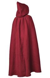Costume Cape à Capuche Rouge pour Adultes - deuxieme image