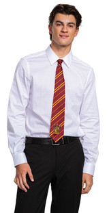 Cravate Harry Potter Gryffindor - deuxieme image