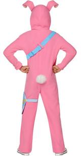 Costume Fortnite Rabbit Raider pour Filles - deuxieme image
